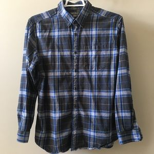 Eddie Bauer Relaxed Fit Flannel
